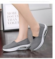 (EUR 35~40) Women Thickening Casual Sports Shoes Women'...