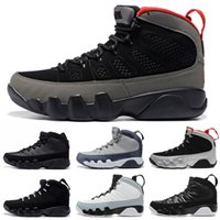 2019 Men 9 Basketball Shoes LA Bred Barons Cool Grey Anthrac...