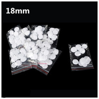 NEW COTTON FILTER DIAMANT MICRODERMABRASION Dermabrasion Haut Peeling Maschine Verwendung 11mm 18mm gemischt 100pcs