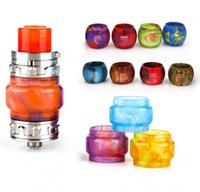 Resin Glass Replacement Epoxy Expansion Tube Caps Drip Tips ...