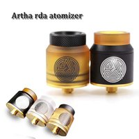 Artha atomizer huge wide 810 drip tip 24mm diameter dripping...