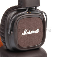 Marshall Major II 2.0 Cuffie senza fili Bluetooth DJ Cuffie Cuffie con  isolamento acustico a basso 51755d36ae05