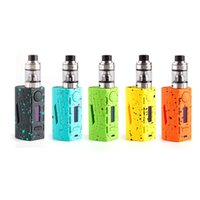 TESLACIGS tesla WYE 200w Box Mod with 5ml H8 tank E8 coil E2...