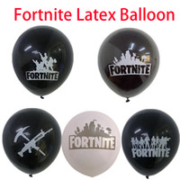 Fortnite Balloon Latex Balloon Globos Birthday Party Supplie...