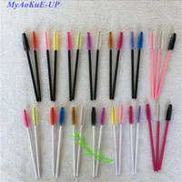 Fashion Hot Sale 30 Different Colors Disposable Mascara Wand...