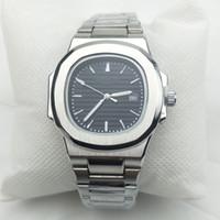 2019 Günstige Uhren Mode Kalender Edelstahl Leben Wasserdichte Herrenuhren Quarz Armbanduhren Luxus Business Herrenuhr