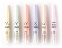 New arrival 6pcs set Pro Makeup Concealer CC Trimming Pencil...