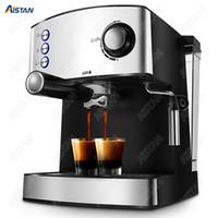 사무실 고압 증기 MD2007 무티 기능 전체 - 자동 이탈리아 타입 에스프레소 카푸치노 커피 메이커 기계
