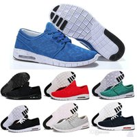 info for 1accf ce095 Nouvelle Arrive. SB Stefan Janoski Hommes Sneakers Marque Maille Chaussures  ...