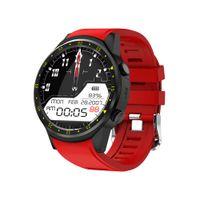 F1 Sport Smart Watch con supporto per fotocamera GPS Cronometro Bluetooth Smartwatch SIM Card da polso per Android IOS Phone