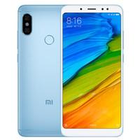 "Original Xiaomi redmi Nota 5 4G LTE telefone celular 6GB RAM 64GB 128GB ROM Snapdragon 636 Octa Núcleo 5,99"" Full Screen 13.0MP face ID Mobile Phone"