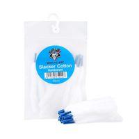 Demon Killer Slacker Coton à couverture rigide Design de lacet E cig Vape Organic Cotton Mèche 30pcs par paquet pour DIY Atomiseurs RDA RBA RTA RDTA