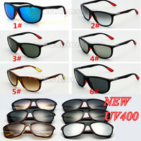 New Men Woman Marca Designer Sunglasses Moda Vidro Quadrado Quadro Sol Óculos de Sol Proteção UV Lente Reflexiva