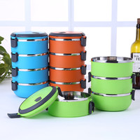 304 Stainless Steel Lunch Box Food Storage Container Thermal...
