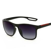 Модные новые квадратные солнцезащитные очки мужчины женщины модный бренд дизайнер оригинальная рамка очки повседневная открытый солнцезащитные очки UV400