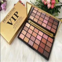 New Brand Beauty Makeup Revolution London VIP Eyeshadow pale...