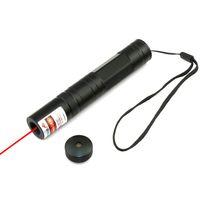RS2-A 650nm a fuoco fisso Puntatore laser rosso penna Penna torcia laser a raggio laser visibile