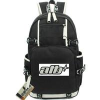 عوالم جميلة على ظهره اندريه Tanneberger اليوم حزمة ATB المدرسة DJ حقيبة أوقات الفراغ packsack الجودة حقيبة المدرسية الرياضة Daypack حقيبة في الهواء الطلق