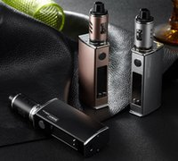 80w box mod kit electronic cigarette vaporizer adjust wattag...