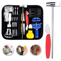 147pcs Professional Watch Repair Tool Kit Watch Back Case Ho...
