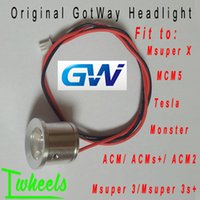 GotWay Headlight adapté au monocycle Msuper X MCM5 ACM Monster