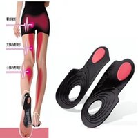 X O Type Legs Orthotic Silicone Insole Flat Foot Correction ...