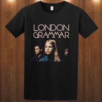 Design Shirts London Grammar S M L Xl 2Xl 4Xl Short Sleeve G...