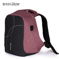 Insular Waterproof Maternity Nappy Backpack Multi- function B...
