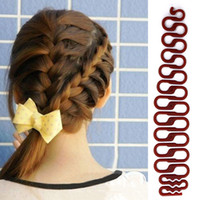 3 Colors French Hair Braiding Tool Centipede Braider Roller ...