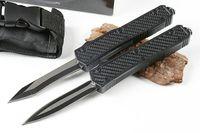 2 스타일 새로운 MINI MICRO Makora 전면 밖으로 나이프 더블 액션 자동 나이프 자동 전술 칼 나이프 A07 C07 캠프 나이프