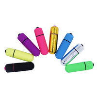 Mini vibrador G Spot Vibrador Massageador Sexo Vibrador Erotic Adult Sex Toys dupla sem fio clitorial estimulação Vibrator