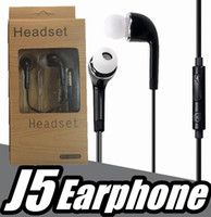Mic and volume control Stereo Headsets In Ear Earphone Earbu...