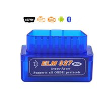 Mini 327 BT El Global Mini Super MINI ELM 327 Bluetooth ELM327 Bluetooth OBD2 Auto Detector 1.5
