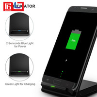 Retail Sale Quick Charge Wireless Fast Charger 2 Coils Stand...