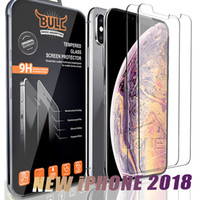 Premium Qulaity Brand Bull Shock Tempered Glass Screen Prote...