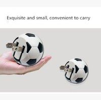 5v1a football USB mobile phone charge head easy to carry foo...