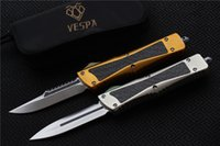 High quality VESPA Combat Troodon Knife Blade: S35VN(S E, D E)...