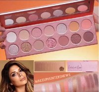 Neue Kosmetik Laura Lee Los Angeles Nudie Patootie Lidschatten 14 Farben Make-up Lidschatten-Palette Shimmer Eyes