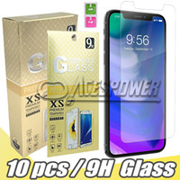 Tempered Glass For New Iphone XR XS MAX X 8 Plus LG Huawei S...