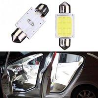 Doppelte scharfe C5W 41mm 39mm 36mm 31mm COB LED-Dekorationslampe, 3W Ultra Bright Kennzeichenleuchte Leselampe, Glühlampe DC12V