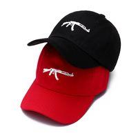 Meilleure vente Casquette de baseball US Fashion 2019 Snapback Hip hop Cap Curve visière 6 panneaux Hat casquette de marque