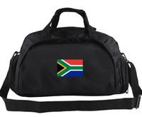 جنوب أفريقيا حقيبة القماش الخشن أول اختيار حمل بلد راية ظهره بارد جديد ممارسة الأمتعة الرياضة الكتف واق من المطر العلم الرافعة حزمة