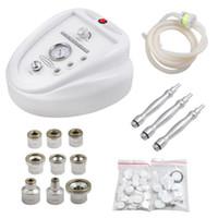 Microdermabrasion Peeling Cuidado de la piel Belleza Máquina de vacío Diamond Dermabrasion 100-240V