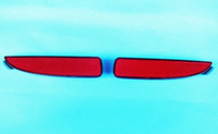 Hinterer Stoßfängerreflexreflexlampe für Mazda 3 2013 2014 Axela BM BKC3-51-5M0F BKC3-51-5L0F D350515L0 D350515M0