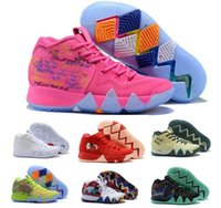 4 Basketball Shoes Mens Man Red Multicolor BHM Mamba Star Mv...