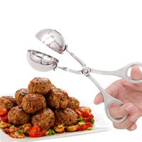 Convenient Meatball Maker Stainless Steel Stuffed Meatball C...