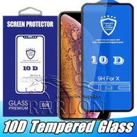 Premium Full Adhesive Glue 10D Tempered Glass 5D Curved Edge...