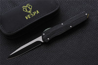 High quality VESPA Version Cypher folding Knife Blade: M390(S...