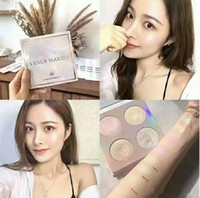 Newest makeup Palette VENUS MARBLE Cosmetics highlight palet...