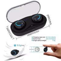 Mini Twins Wireless Bluetooth 4. 2 Stereo Headset Sport Headp...